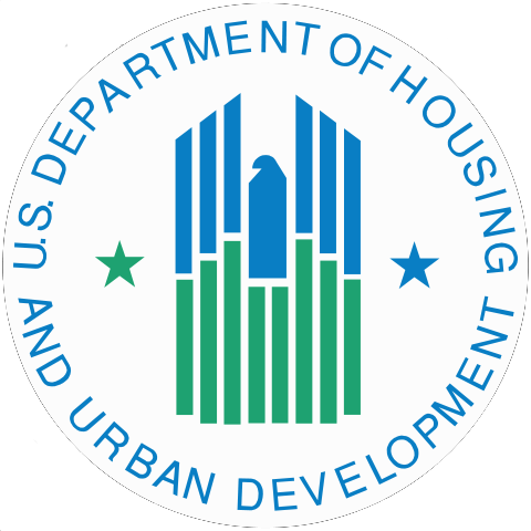 Logo of the U.S. Department of Housing and Urban Development