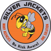 Iowa Silver Jackets logo