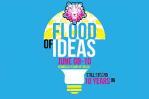 Flood of Ideas poster