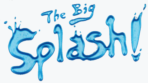 Poster of the Big Splash