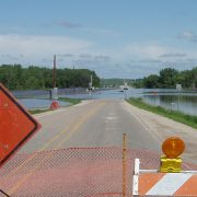 Big Sioux River flooding