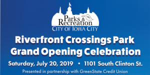 River Front Crossings Park Grand Opening Celebration