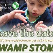 Swamp stomp, save the date