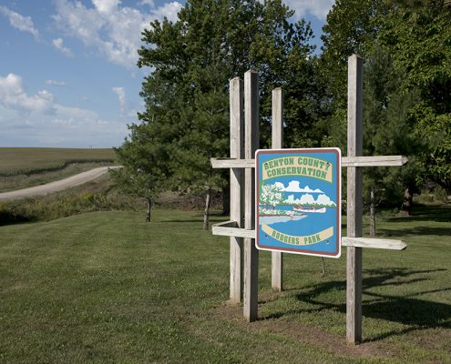the Benson County conservation