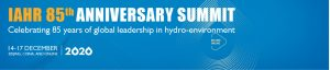 IAHR 85th Anniversary Summit notice