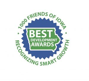 Best Development Award Logo