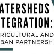 Logo for Watersheds Integration: Agricultural and Urban Partnerships